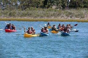 Kayak Corporate Team Building Talbot County, Easton, Dorchester County, Kent County