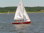 Selects the Sailboat Rentals Web Page