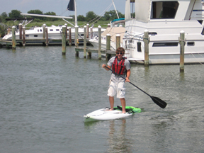 Stand up Paddle Board Rentals for Tilghman, St Michaels, Oxford, Kent Island