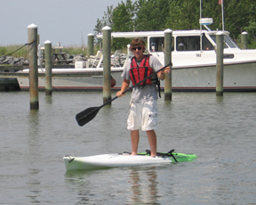 Stand up Paddle Board Rentals for Talbot County, Dorchester County, Queen Annes County