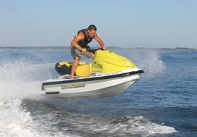 Waverunner & Jet ski rentals for St Michaels