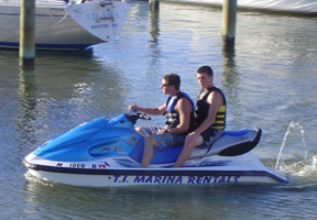 Waverunner & Jet ski rentals for Chesapeake Bay & Eastern Shore