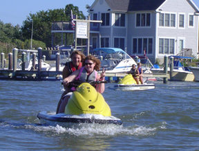 Waverunner & Jet ski rentals for Cambridge